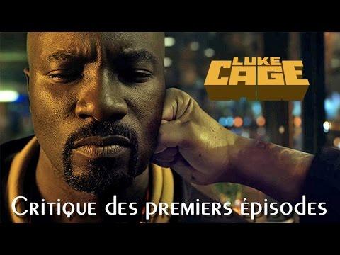 LUKE CAGE : Critique des premiers épisodes de la série Marvel / Netflix