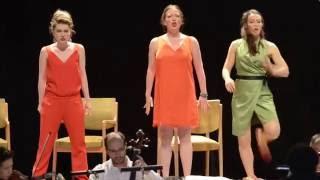 La Petite Symphonie - La Flûte enchantée - Les trois dames (Zu Hilfe ! Zu Hilfe) !