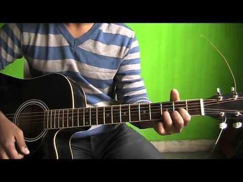 Palat meri jaan guitar chords strumming solo lesson