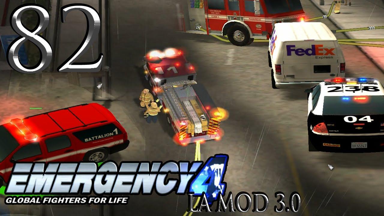 Emergency 4| Episode 82| LA Mod V 3 0