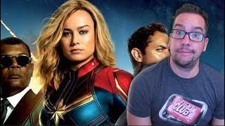 Captain Marvel Passes $700 Million Worldwide - Box Office