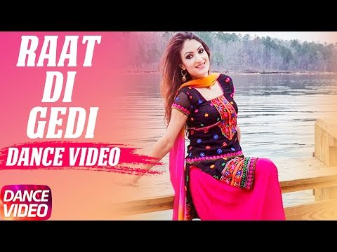 Raat Di Gedi | Dance Video | Deep Brar | Diljit Dosanjh & Neeru Bajwa | New Song 2018