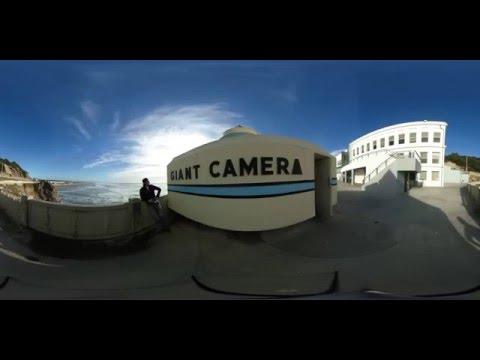 Ignite Channel 360 Camera Obscura San Francisco