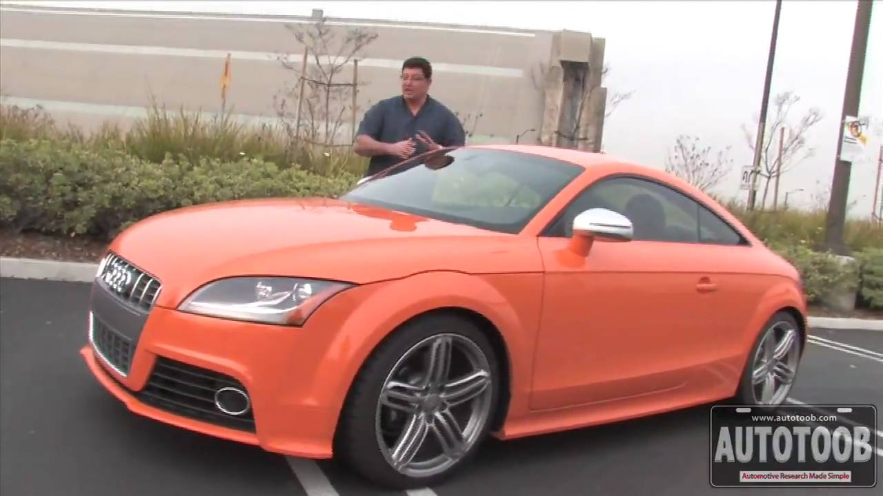 2010 audi tts quick look youtube. Black Bedroom Furniture Sets. Home Design Ideas