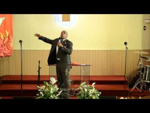 Elder Edwin King  - Get in the Flow!