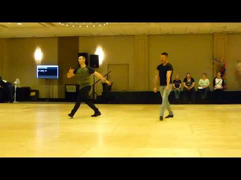 Equal Love Line Dance by Simon Ward & Niels Poulsen Demo @2017 Windy City