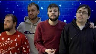 Зимняя Стримхата - Музыкальные клипы / Конец