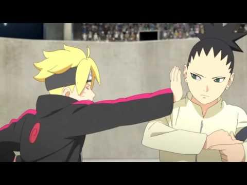 наруто 1 сезон 3 серия - Саскэ и Сакура: друзья или враги?