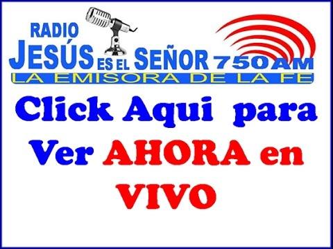 Emisión en directo de Radio Jesus