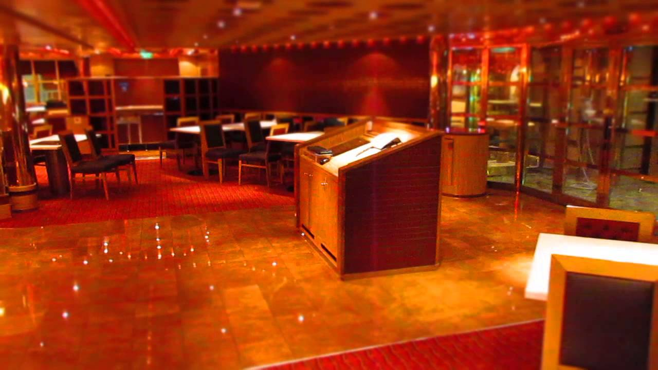 crimson dining room carnival dream youtube rh youtube com Carnival Dream Balcony Carnival Dream Grand Suite Layout