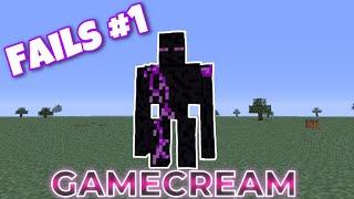 Epic Minecraft Fails #1 | Immortal Enderman [FAILS]