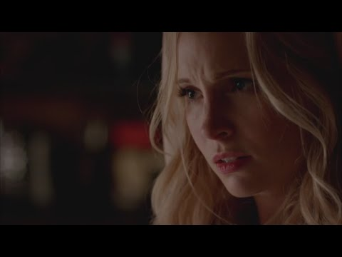 The Vampire Diaries: 7x02 - Mary Louise tortures Caroline [HD]