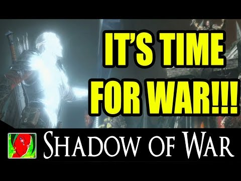 Nemesis Story Ep.27 | The Ultimate Plan | Middle-earth: Shadow of War