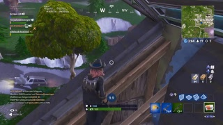 Fortnite  :late show EP 28 streaming alpha terne tonight