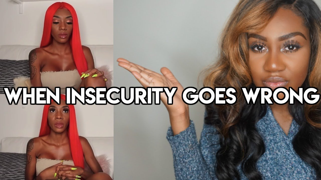 When Insecutiy Goes Wrong | Kellie Sweet #GirlTalk