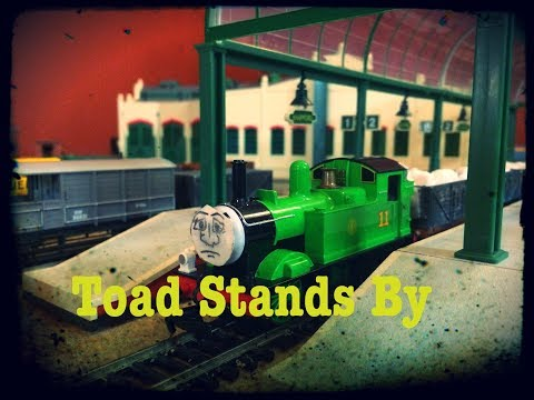 Thomas & Friends Toad Stands By (GC) HO/OO remake