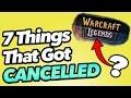 7 Things That Got CANCELLED From Hearthstone