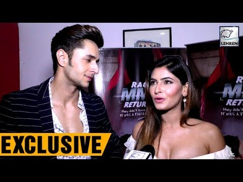 Karishma Sharma And Siddharth Gupta's Exclusive Interview For 'Ragini MMS Returns'