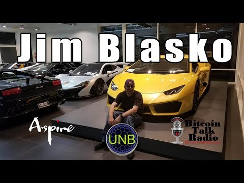 The Crypto Show With Jim Blasko In His 40 BTC Lambo