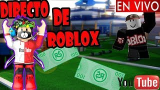 🔴Directo of Roblox🔴 Jungando With Subs After Years :V