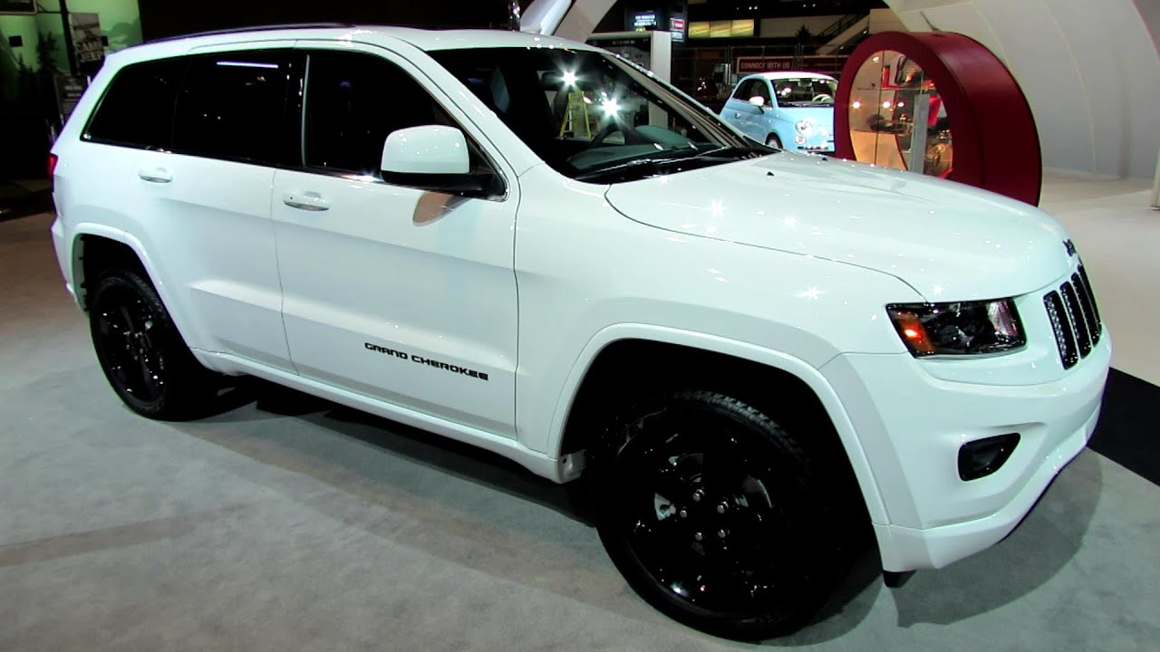 Captivating 2014 Jeep Grand Cherokee Laredo   Exterior And Interior Walkaround   2014  Chicago Auto Show   YouTube