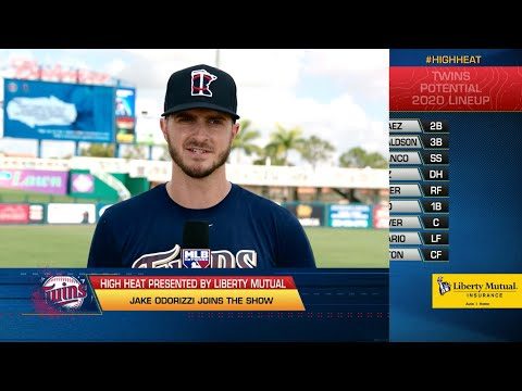 Jake Odorizzi Discusses Why He Re-signed With Twins