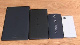 Update to Android 6.0 Marshmallow on Nexus 5/6/7/9