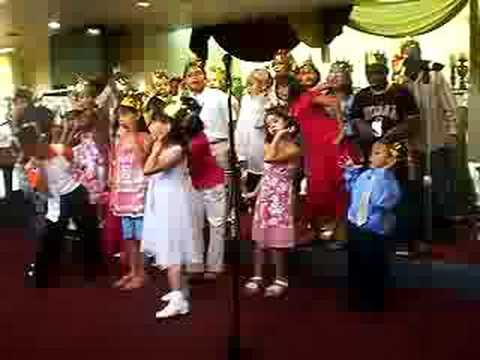 Castle and Crowns VBS 2008 - VBS Theme Song