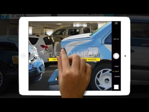 MyRent Car Rental Software   Report Damages using App
