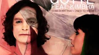 Gotye - Somebody That I Used To Know (Radio Edit)