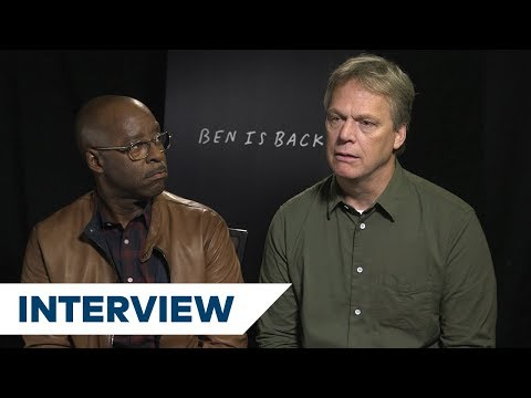Peter Hedges & Courtney B. Vance On What Inspired The Story Behind Ben Is Back | TIFF 2018