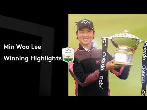 Min Woo Lee wins dramatic abrdn Scottish Open after playoff | Winning Highlights