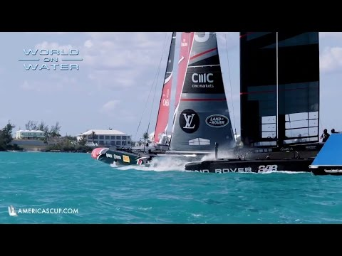 WoW 35th Americas Cup Report #9 May 18 17 Crashes, Dunking,