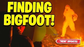 *NEW* FINDING BIGFOOT UPDATE! | Finding and Hunting BigFoot w/ Deluxe 20