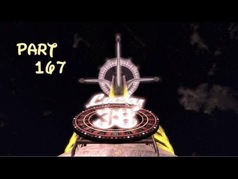 Part 167 Let's Play Unarmed Character Fallout New Vegas | NCR Embassy