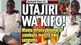 DUNIA IMEKWISHA! Huu ni Utajiri wa Kifo Sasa...!