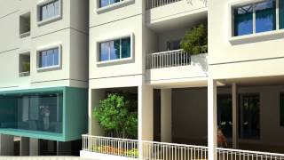 Luxury 2/3 BHK Flats/Apartments in Bangalore | Flats In Sarjapur Road - Uber Verdant Model Flat