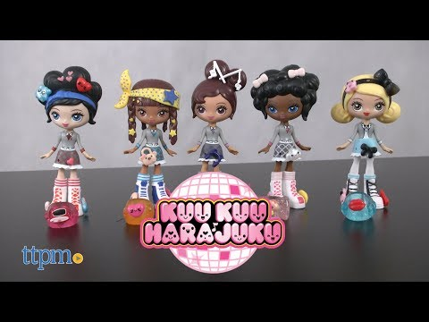 CUTE KUU KUU HARAJUKU FASHION SWAP FUN G DOLL 4/""