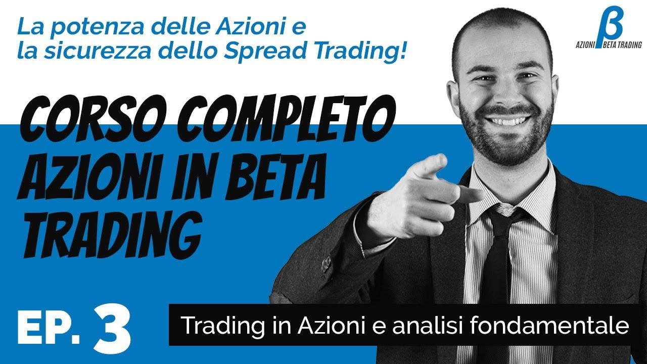 corso trading azioni