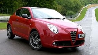 Car review: Alfa Romeo MiTo Live Limited Edition