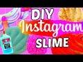 INSTAGRAM SLIME TESTED! Gel Glue Slime, Daiso Clay Slime, Chewed Up Bubblegum Slime!