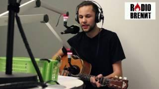 Max Puls - Das Mädchen aus dem Hamburger Hafen (Hildegard Knef Cover) Live bei Radio Brennt!