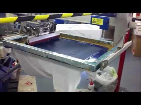Производство сит для шелкографии