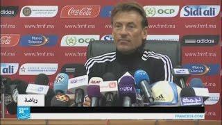 اختبار أول صعب لهيرفي رونار في تدريب المنتخب المغربي