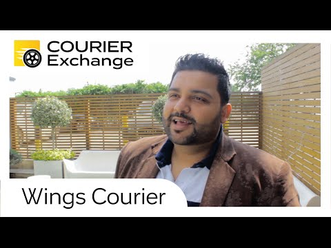 Wings Courier | Case Study