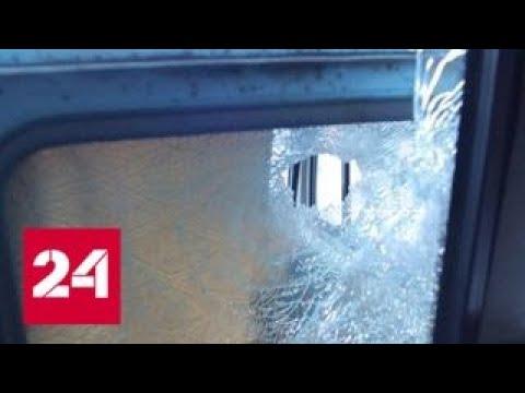 Донецкая фильтровальная станция прекратила работу из-за постоянных обстрелов - Россия 24 - Смотреть видео онлайн