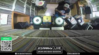 DJ Marky Live Drum And Bass Sessions - 3rd April 2021