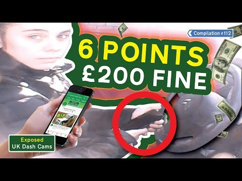 Exposed: UK Dash Cams - Poor Drivers, Road Rage + Crash Compilation #112