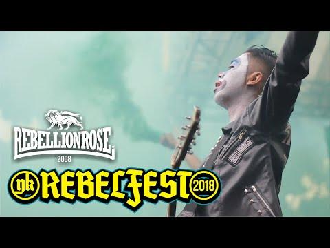 Rebellion Rose - Sehat Selalu Sodaraku Live YK Rebelfest 2018