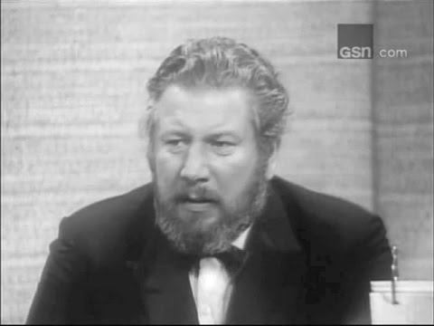 What's My Line? - Leontyne Price; Peter Ustinov; PANEL: Phyllis Newman, Woody Allen (Sep 18, 1966)